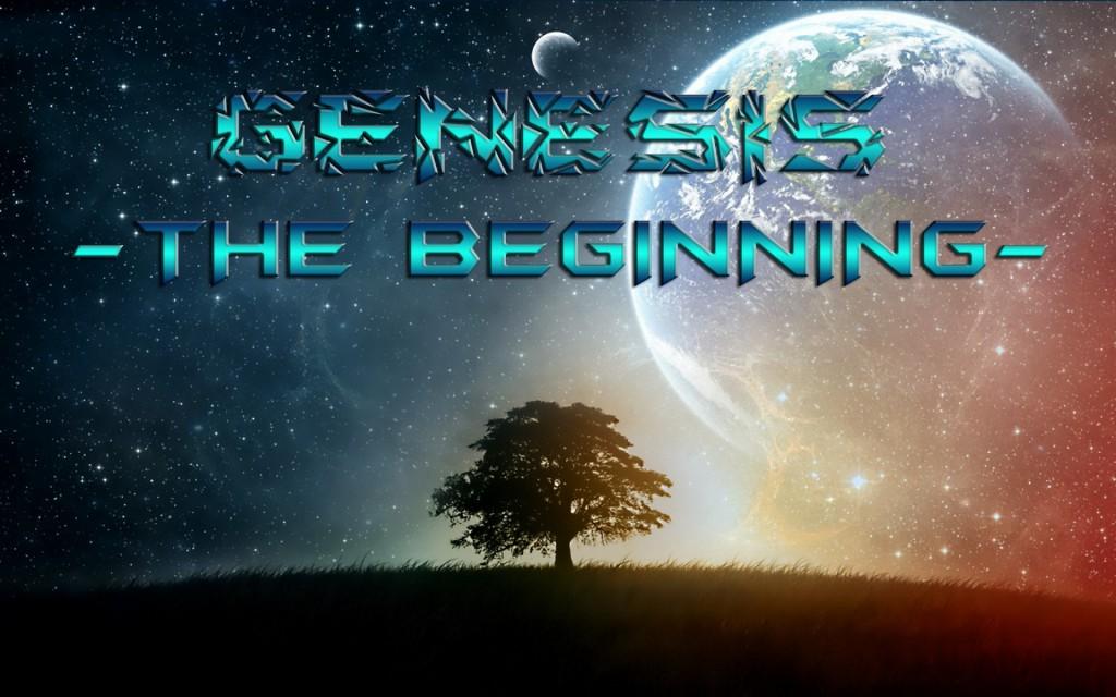 Genesis 2.3-0