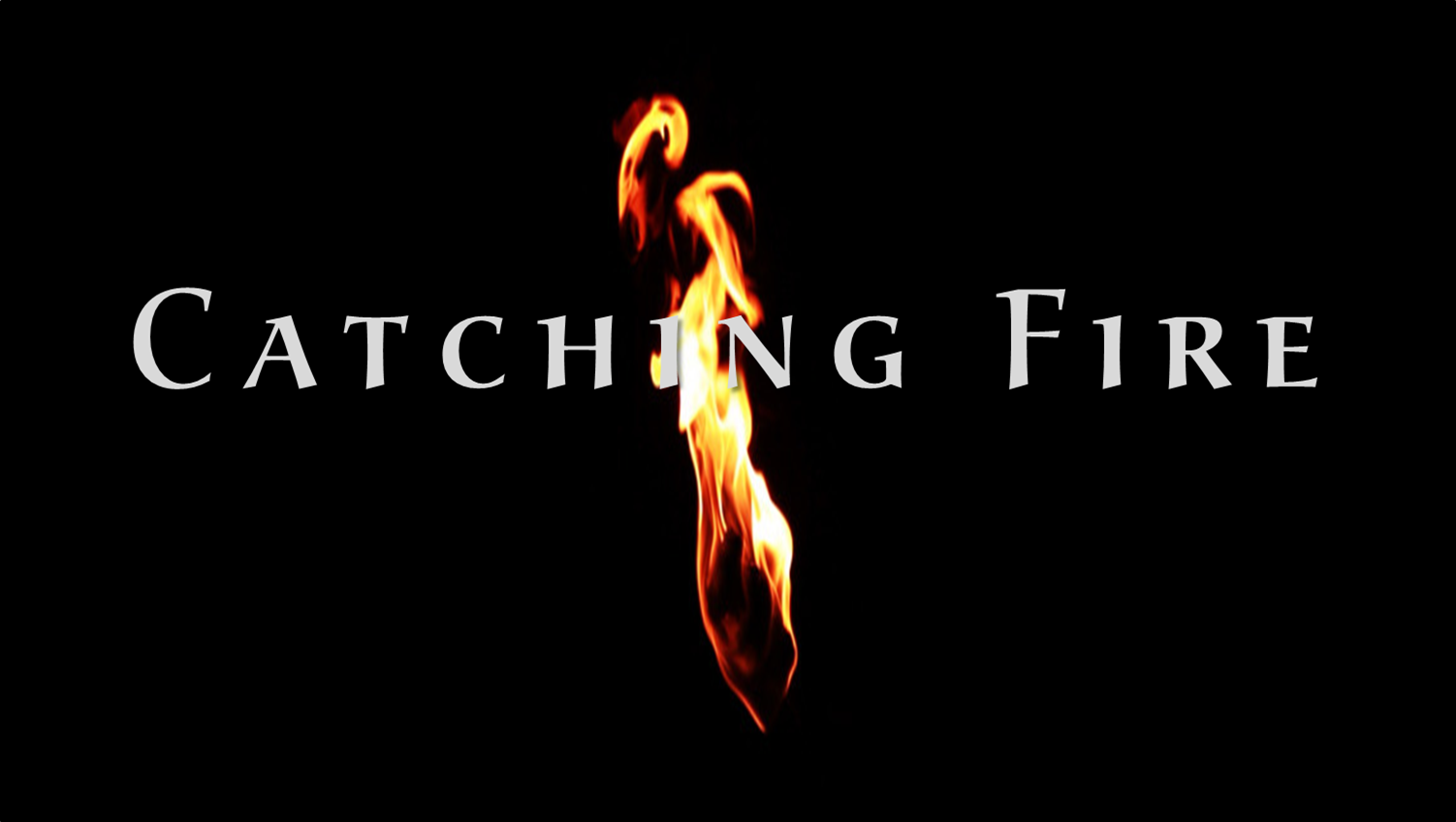 Catching Fire logo