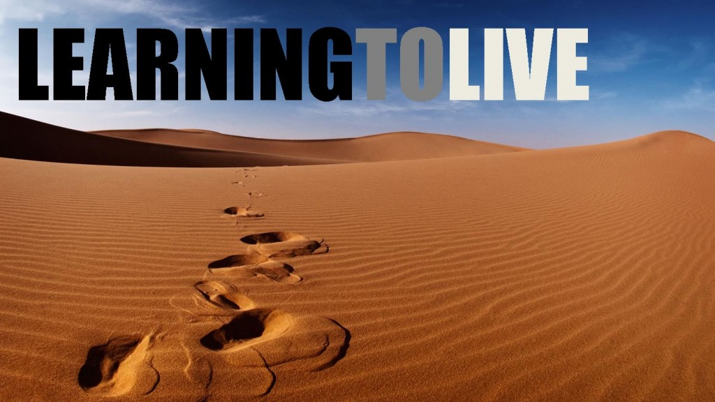 Learning to Live logo