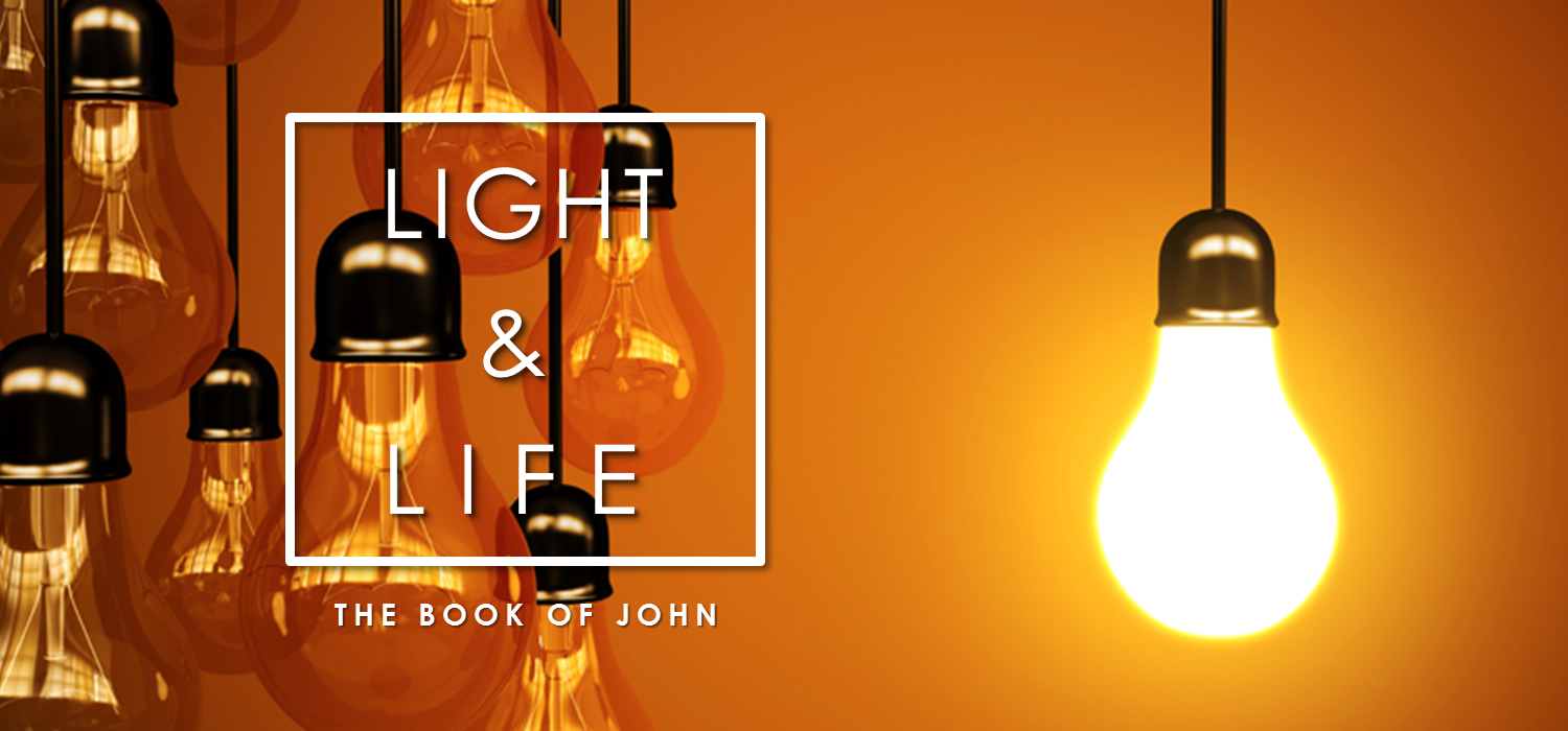 Light and Life - John logo