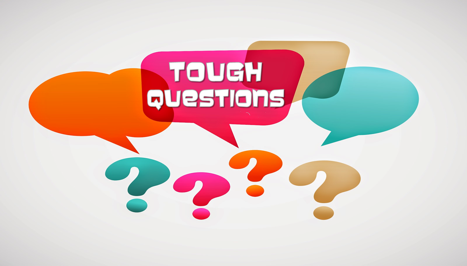 Tough Questions logo 2