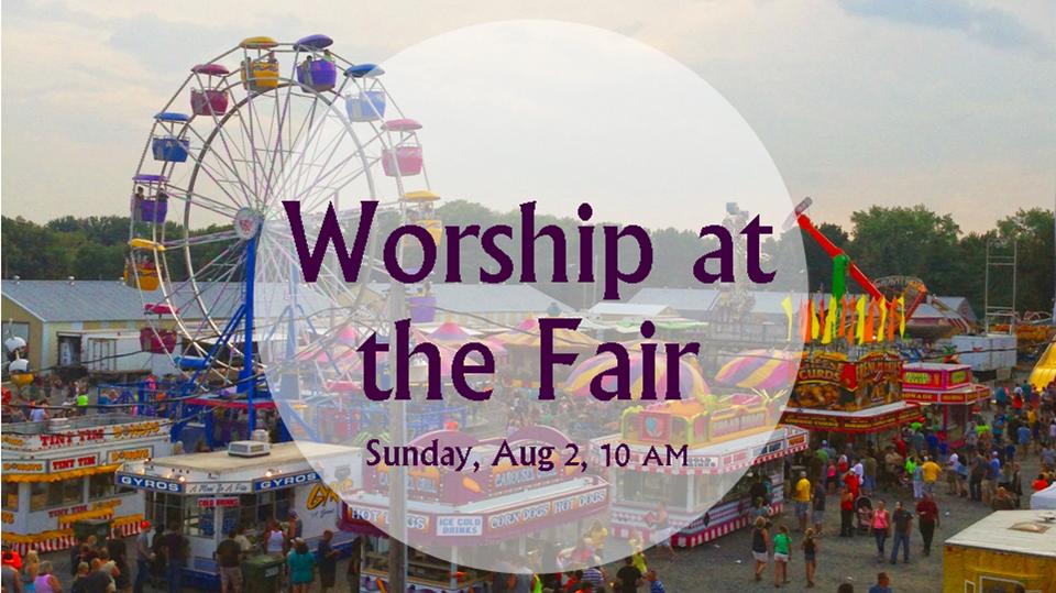 Worship at the Fair